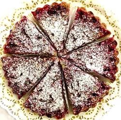Пирог Бостонский с клюквой 100 г. - фото 7105