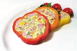 Закуска перец фаршированный 100 г. - фото 7183
