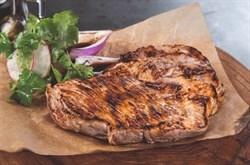 Свинина стейк барбекю жареный 100 г. - фото 7498
