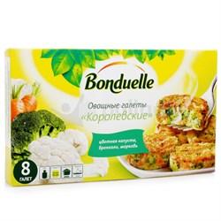 Галеты Бондюэль овощные королевские с/м 300гр - фото 7508