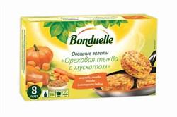 Галеты Бондюэль овощные ореховая тыква с мускатом с/м 300г - фото 7509