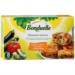 Галеты Бондюэль овощные сицилийские с/м 300гр - фото 7510