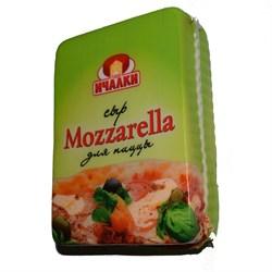 Сыр Ичалки моцарелла для пиццы 40% пл 100 г. - фото 7680