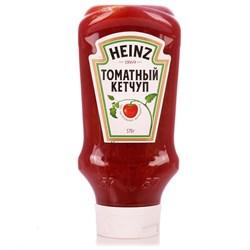Кетчуп Хайнц томатный 570г пл/б - фото 7738