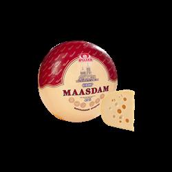 Сыр Ичалки маасдам 45% пл 100 г. - фото 8062