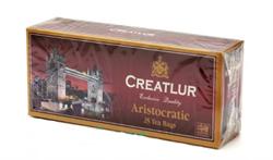 Чай Креатлюр аристократический черный 25пак*2г - фото 8105