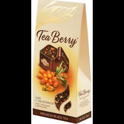Чай Чайная коллекция с облепихой 100г - фото 8106