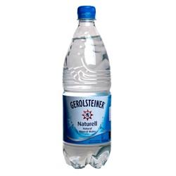Вода Геролштайнер минеральная негазированная 1л - фото 8113