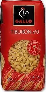 Макароны Галло тибурон №0 500г - фото 8273