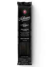 Макароны Ля Молисана спагетти с чернилами каракатицы 500г - фото 8281