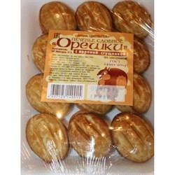 Печенье сдобное орешки 230г - фото 8386