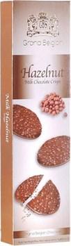 Медальоны ГВС из шоколада с фундуком 75г - фото 8408