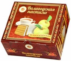 Пастила Натуральные Вологодские продукты классическая 100г - фото 8472