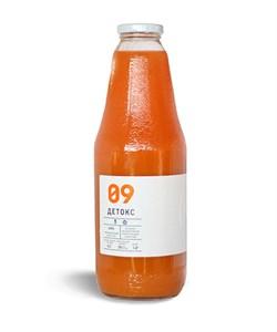 Сок Детокс морковь-тыква 1л - фото 8523