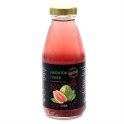 Напиток сокосодержащий Нар Гуава с семенами Чиа 300г - фото 8532