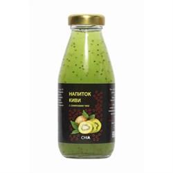 Напиток сокосодержащий Нар Киви с семенами Чиа 300г - фото 8538