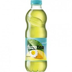 Чай освежающий Фьюз зеленый цитрус 0,5л пэт - фото 8555