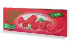 Конфеты Умные сладости желейные со вкусом малины 90г - фото 8577