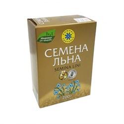 Семена Компас здоровья льна 200г - фото 8585