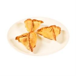 Пирожок рубленый с яблоком 55г - фото 8832