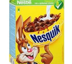 Завтрак сухой Несквик шоколадный 375г - фото 8925