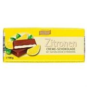 Шоколад Майтре Фруффот с лимонным кремом 100г