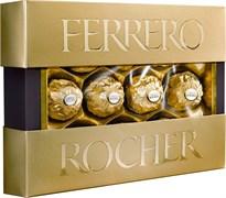 Конфеты Ферреро роше из крема с лесным орехом 125г