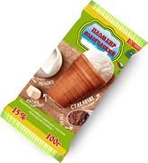 Мороженое Вологодский пломбир 15% вафельный стакан 100г