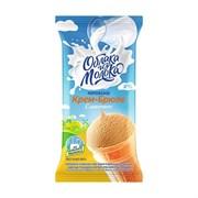Мороженое Облака из молока сливочное крем-брюле 80г ваф/ст