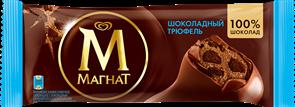 Мороженое Инмарко Магнат Шоколадный трюфель эскимо 72г