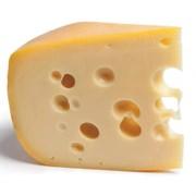 Сыр Маасдам Швейцария 48% пл 100 г.