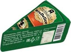 Сыр Блю делис с голубой плесенью 56% 100г