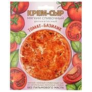 Крем-сыр Амига мягкий сливочный томат-базилик 69% 120г