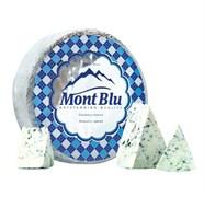 Сыр Монт Блу с голубой благородной плесенью 50% в/у фг 100 г.