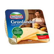 Сыр Хохланд Грюнландер 50% 190г