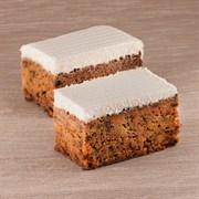 Пирожное Десерт Фэнтези морковное 150г
