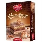 Пирожные Русская Нива Крем-брюле 280г