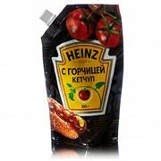 Кетчуп Хайнц с горчицей 350г п/у