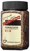 Кофе Бушидо арабика оригинал сублимированный растворимый 50г
