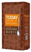 Кофе Тудей Эспирито Санто молотый растворимый 250г пакет