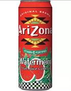 Напиток безалкогольный Аризона арбуз 680 мл ж/б