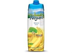 Нектар Ноян премиум банановый 1л