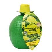 Сок Азбука продуктов лайма 200мл