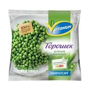 Горошек Витамин зеленый 400г с/м