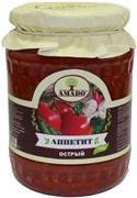 Аппетит Амадо острый 700г ст/б
