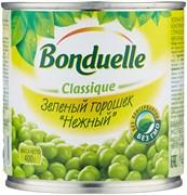 Горошек Бондюэль зеленый нежный ж/б 400г