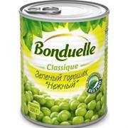 Горошек Бондюэль зеленый нежный 300г ж/б