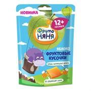 Кусочки Фруто-няня фруктовые яблоко 53г