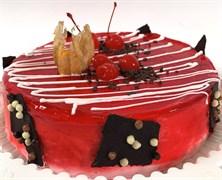 Торт Брусничный трюфель 100 г.