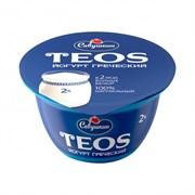 Йогурт Савушкин Греческий Теос 2,0% 140г